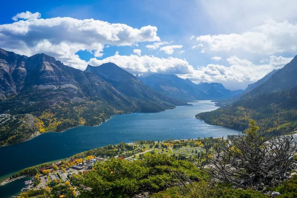 Los 15 mejores lagos en Canadá 10