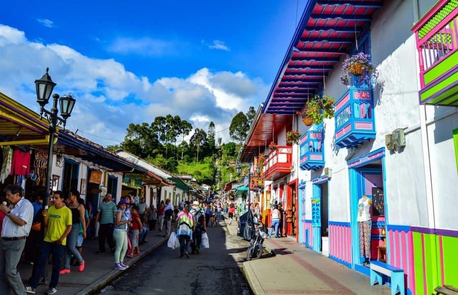 Las 6 ciudades de Colombia más bonitas 6