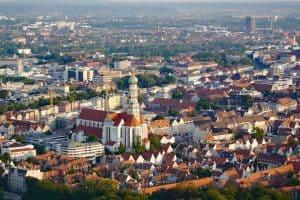 10 lugares que ver en Augsburgo, Alemania 11