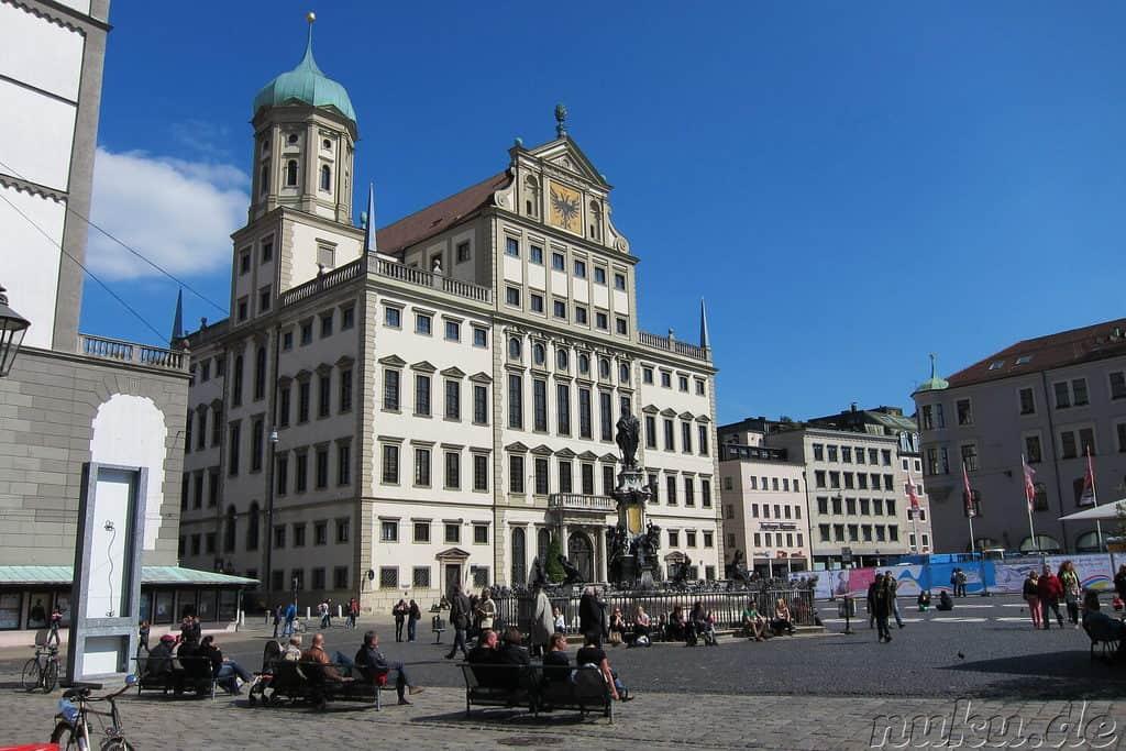 10 lugares que ver en Augsburgo 2
