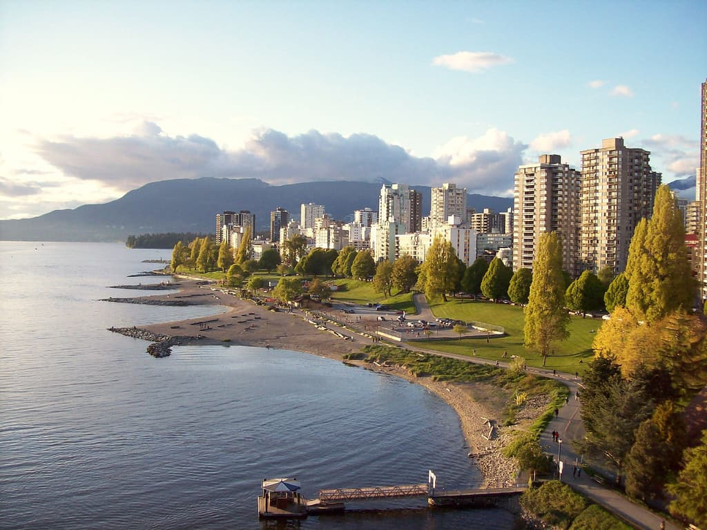 22 lugares de interés que ver en Vancouver, Canadá 7