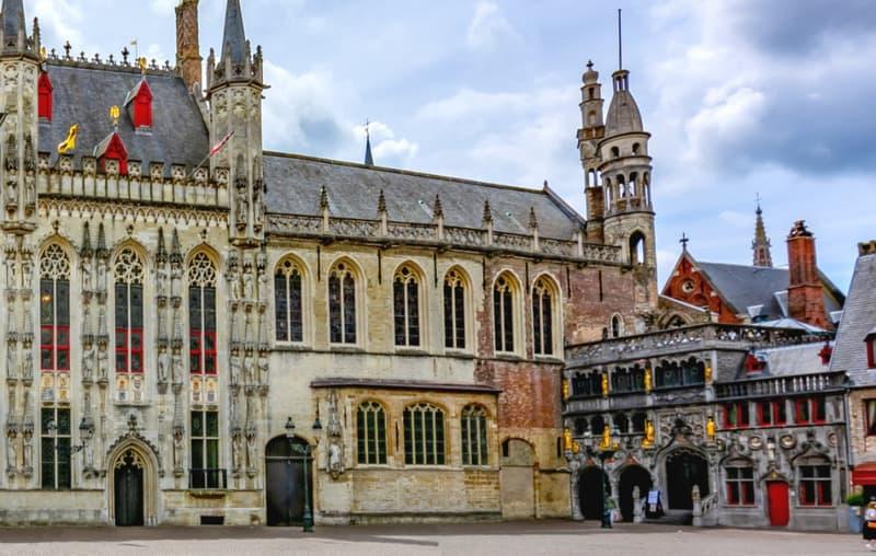 15 lugares que ver en Brujas, Bélgica 2