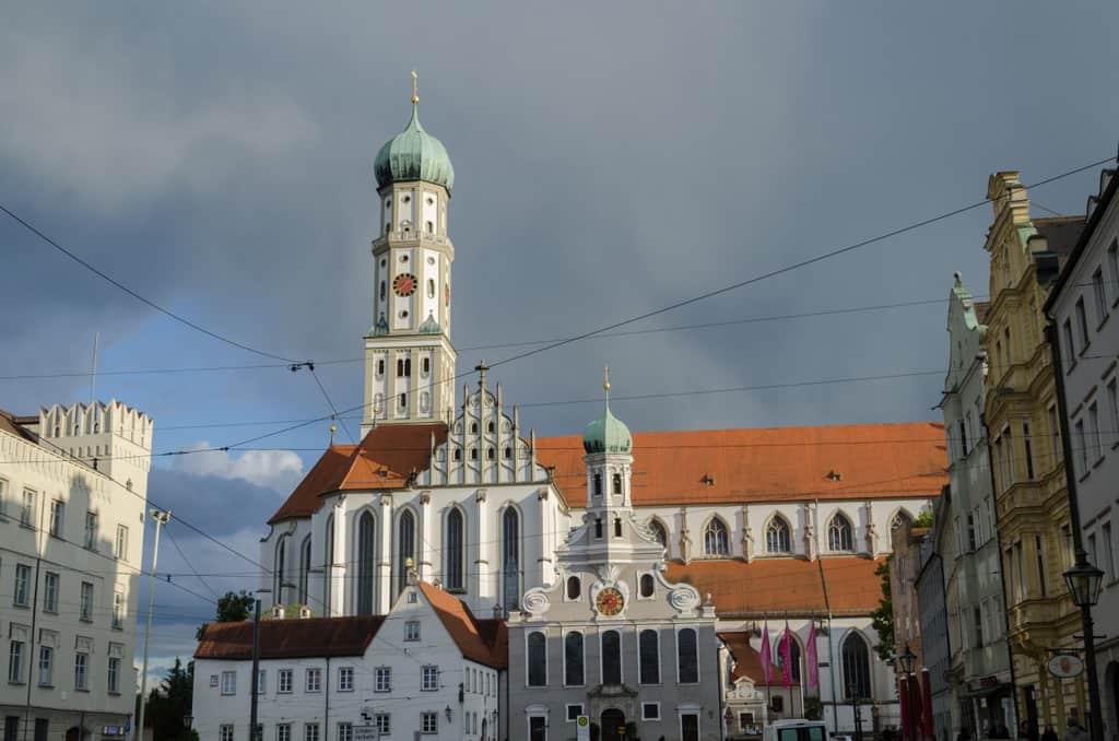 10 lugares que ver en Augsburgo 9
