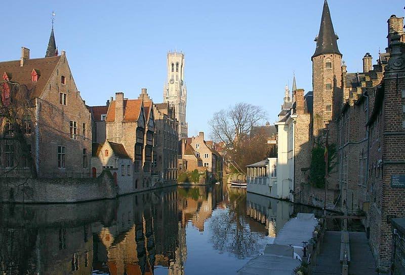 15 lugares que ver en Brujas, Bélgica 3