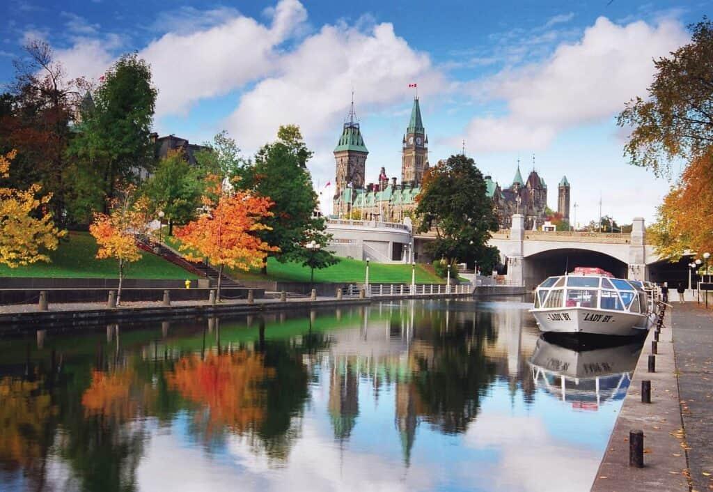 10 lugares de interés que ver en Ottawa, Canadá 3