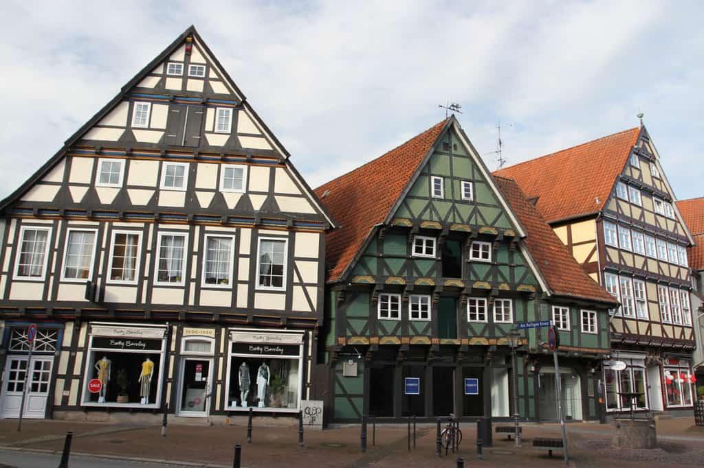 10 lugares que ver en Celle 2