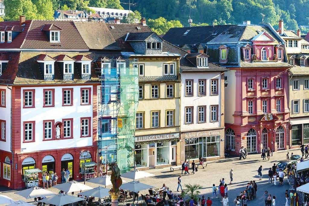 10 lugares que ver en Heidelberg, Alemania 2