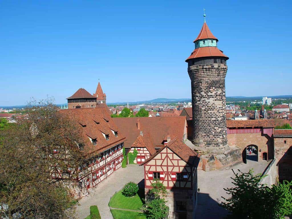 10 lugares que ver en Núremberg, Alemania 1