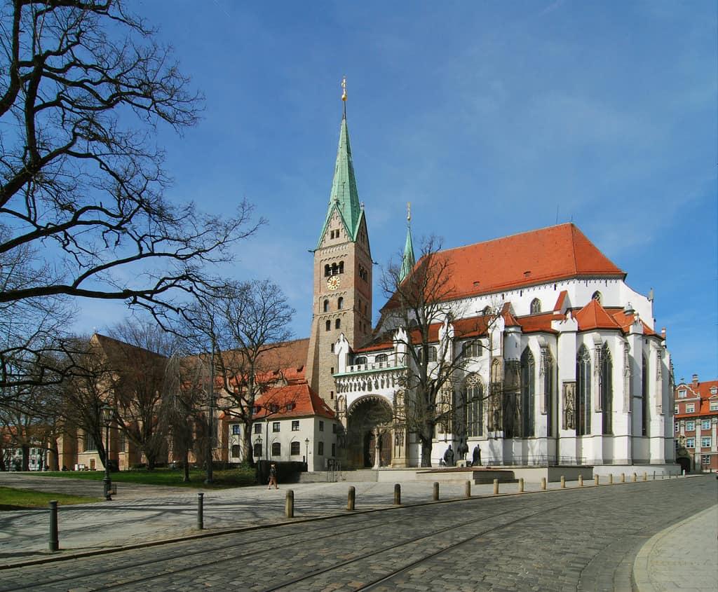 10 lugares que ver en Augsburgo 6