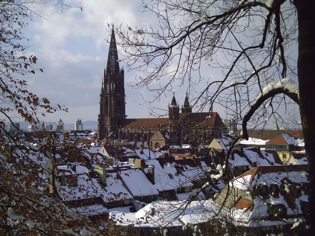 10 lugares que ver en Friburgo 1