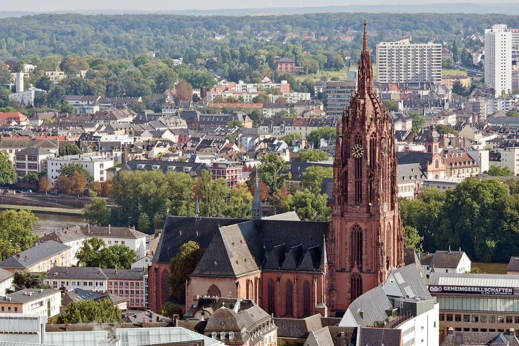 10 lugares que ver en Frankfurt 9