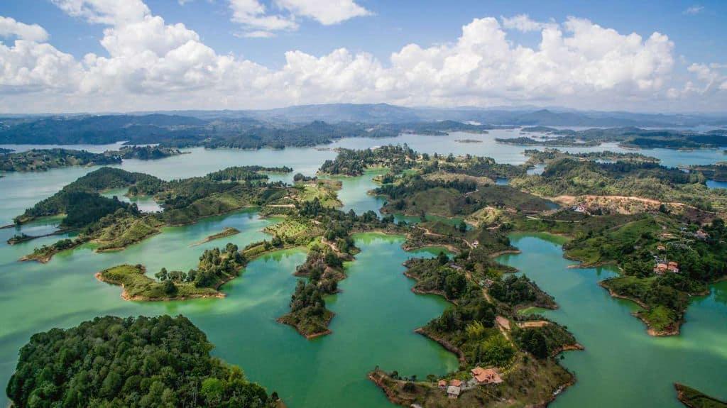 15 lagos de América del Sur más bonitos 4
