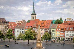 10 lugares que ver en Erfurt, Alemania