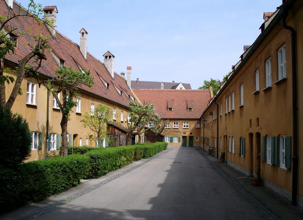 10 lugares que ver en Augsburgo 1