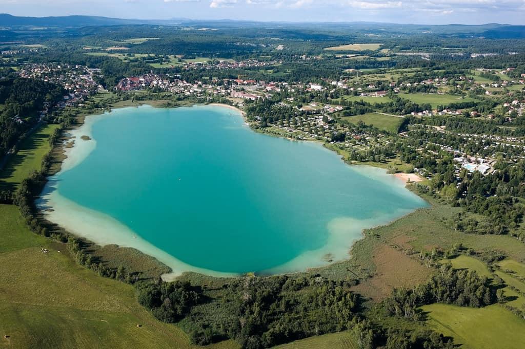 20 lagos de Francia más bonitos 9