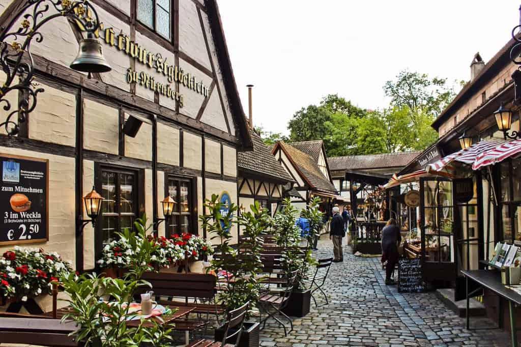 10 lugares que ver en Núremberg, Alemania 4