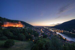 10 lugares que ver en Heidelberg, Alemania