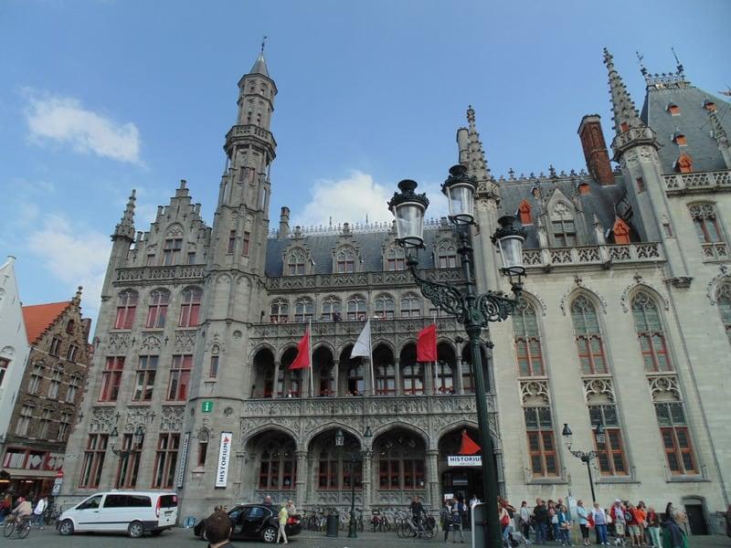 15 lugares que ver en Brujas, Bélgica 10