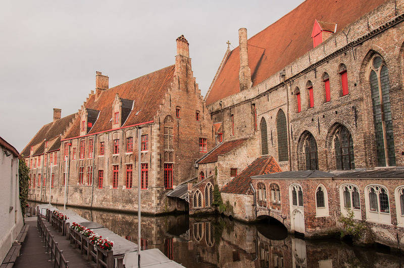 15 lugares que ver en Brujas, Bélgica 13