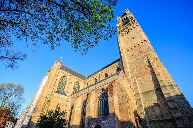 15 lugares que ver en Brujas, Bélgica 6