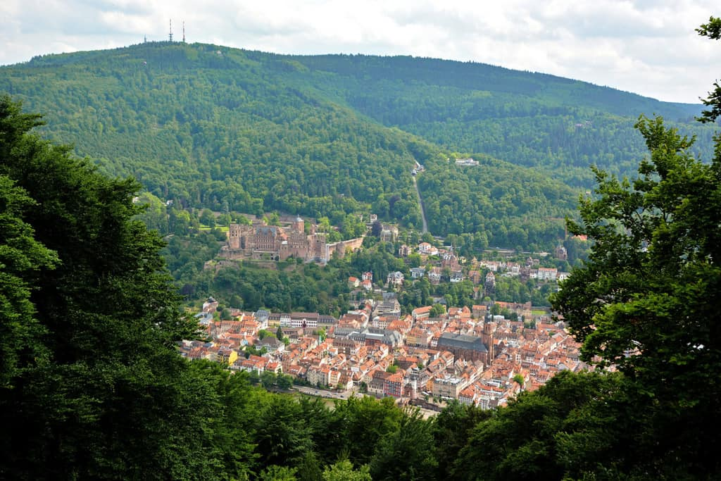 10 lugares que ver en Heidelberg, Alemania 5
