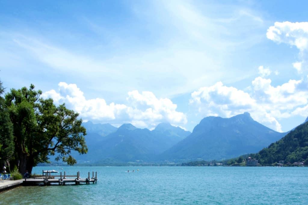 20 lagos de Francia más bonitos 20