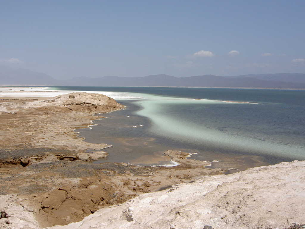 Los 14 principales lagos de África 7