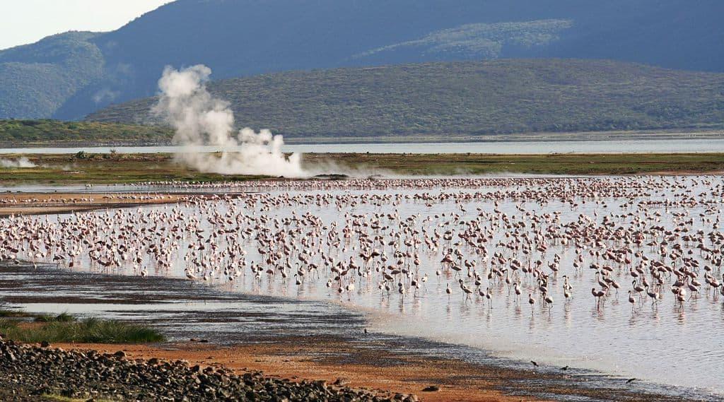 Los 14 principales lagos de África 14