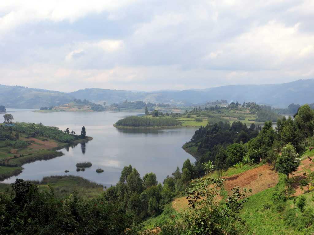 Los 14 principales lagos de África 2