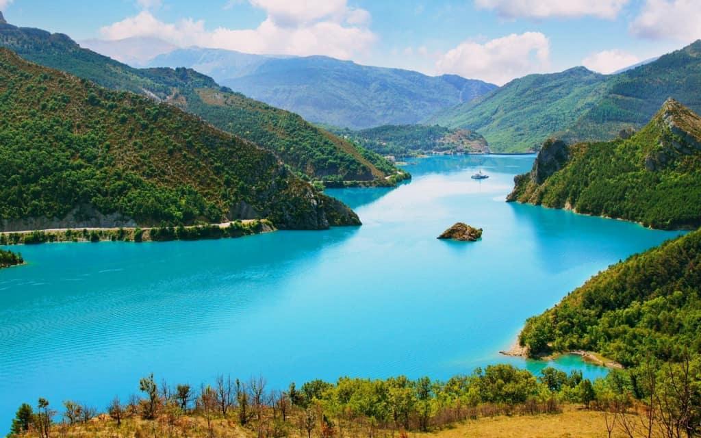 20 lagos de Francia más bonitos 14