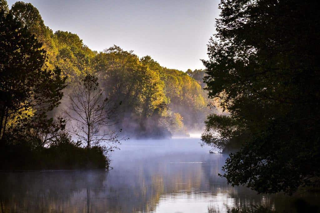 15 lagos en Maryland más impresionantes 3