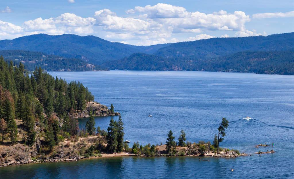 19 mejores lagos de América más bonitos 5