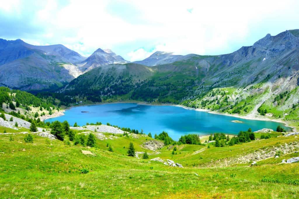20 lagos de Francia más bonitos 12