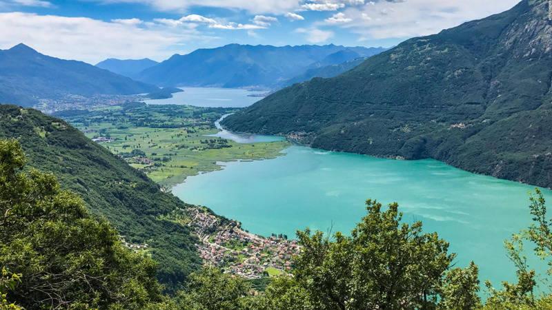 14 lagos de Italia más impresionantes 3