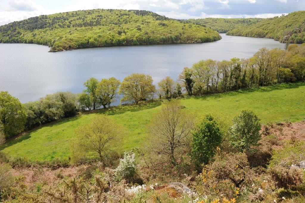 20 lagos de Francia más bonitos 7