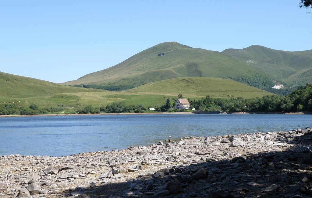 20 lagos de Francia más bonitos 8