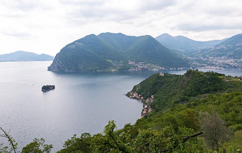 14 lagos de Italia más impresionantes 8