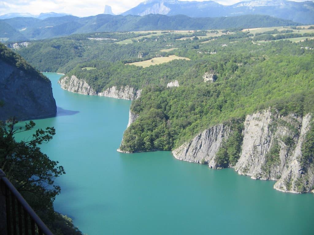 20 lagos de Francia más bonitos 5