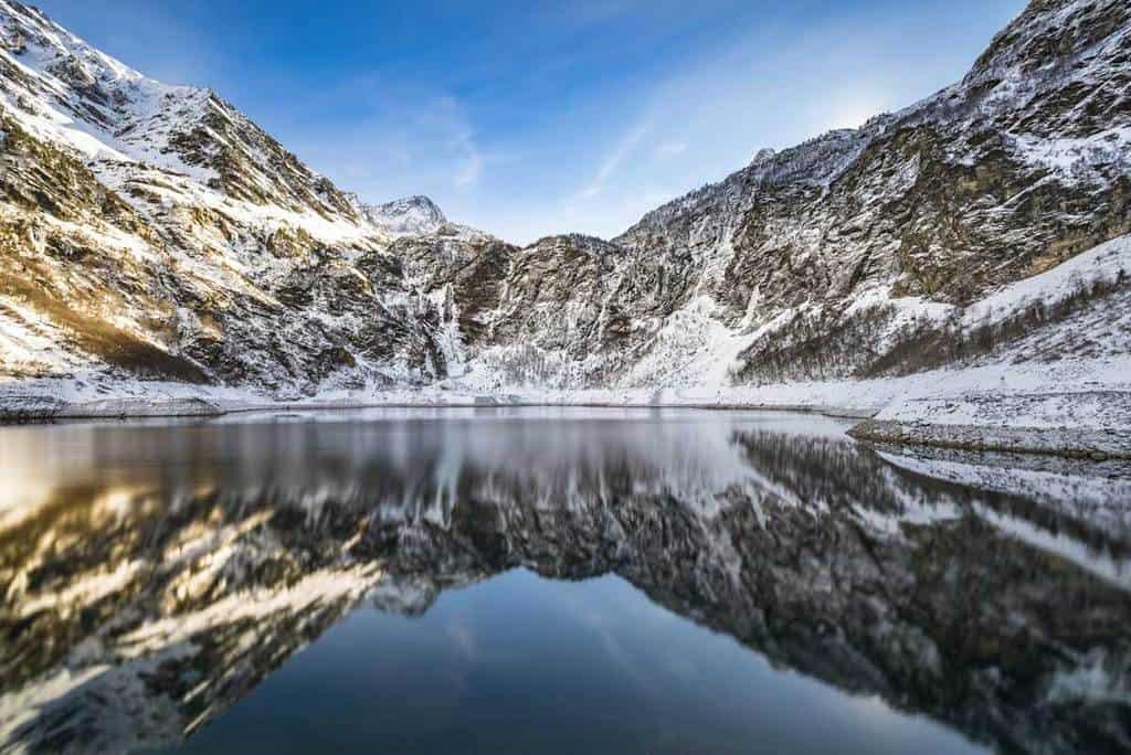 20 lagos de Francia más bonitos 16