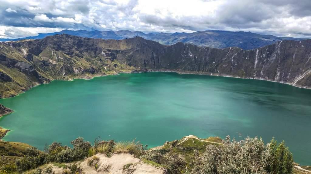 15 lagos de América del Sur más bonitos 12