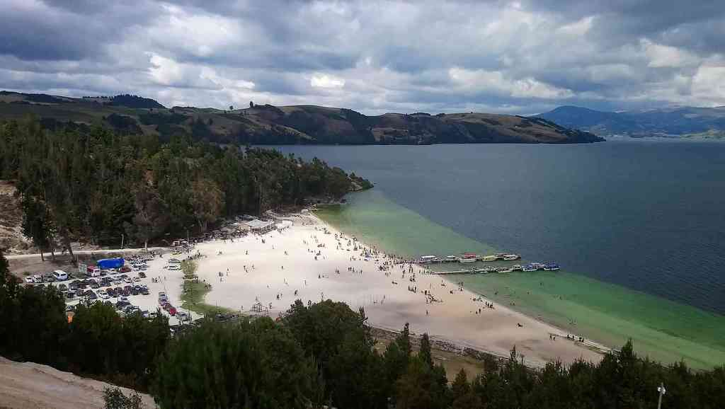 15 lagos de América del Sur más bonitos 14