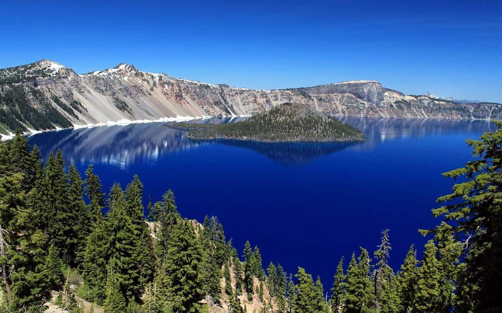 Los 10 lagos de Estados Unidos más bonitos 7