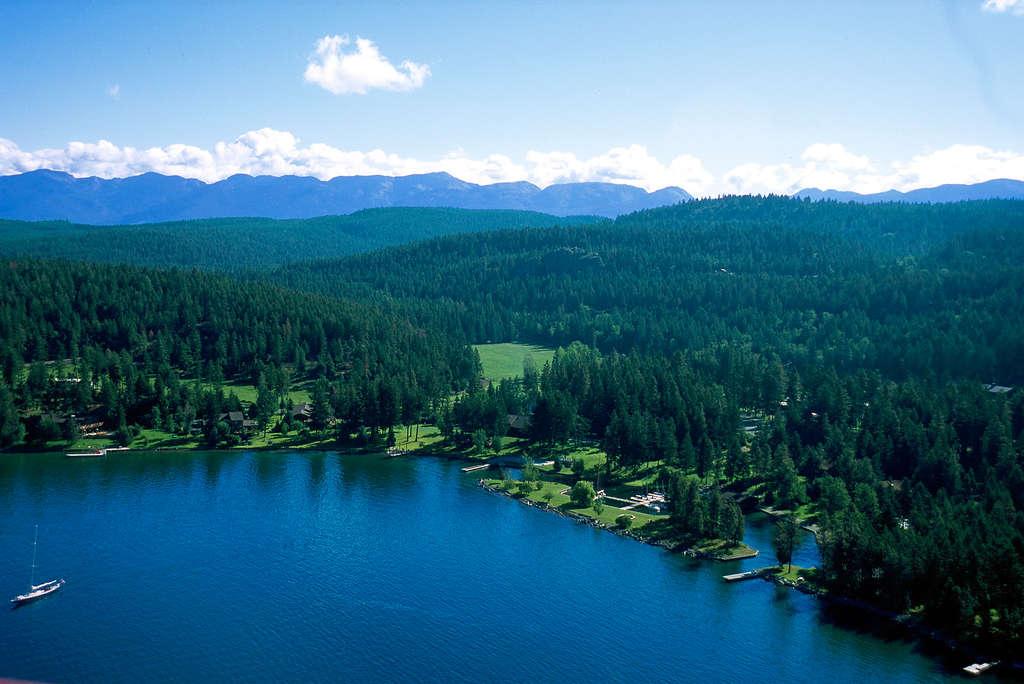 19 mejores lagos de América más bonitos 11