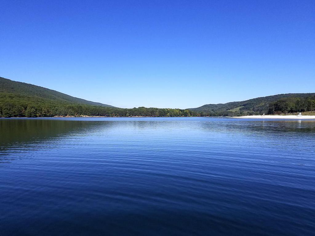15 lagos en Maryland más impresionantes 9