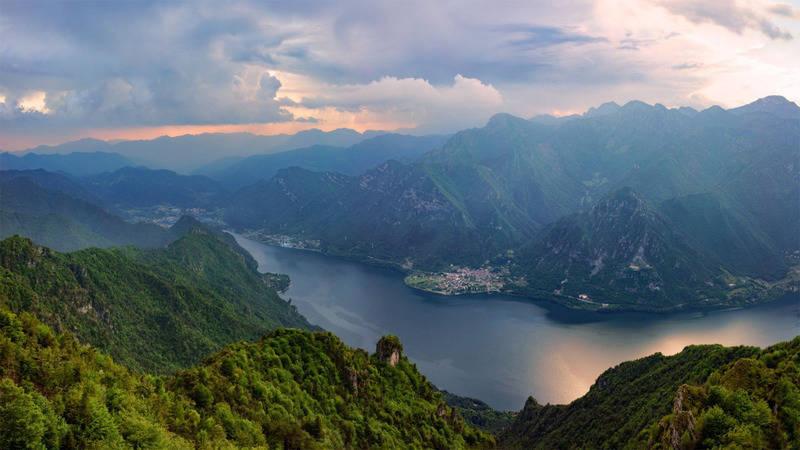 14 lagos de Italia más impresionantes 6