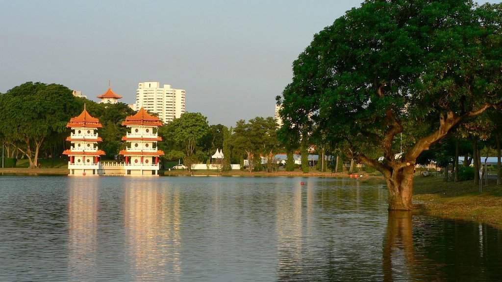 Los 10 lagos de Asia más bonitos 10