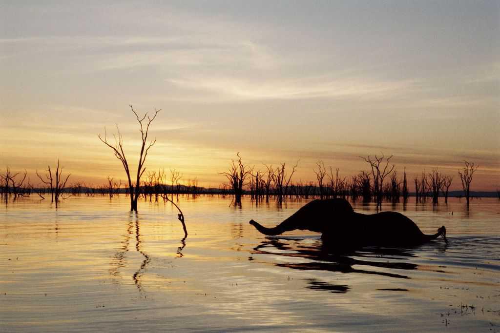 Los 14 principales lagos de África 5