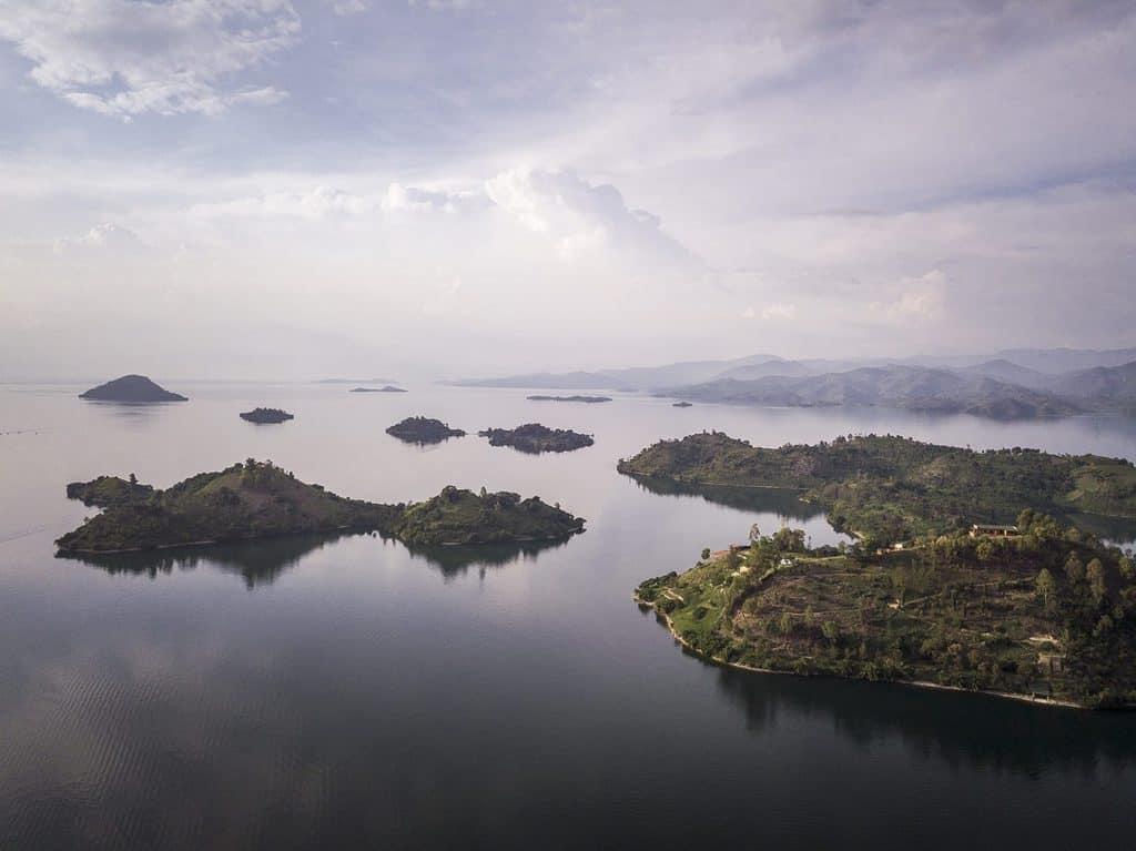Los 14 principales lagos de África 6