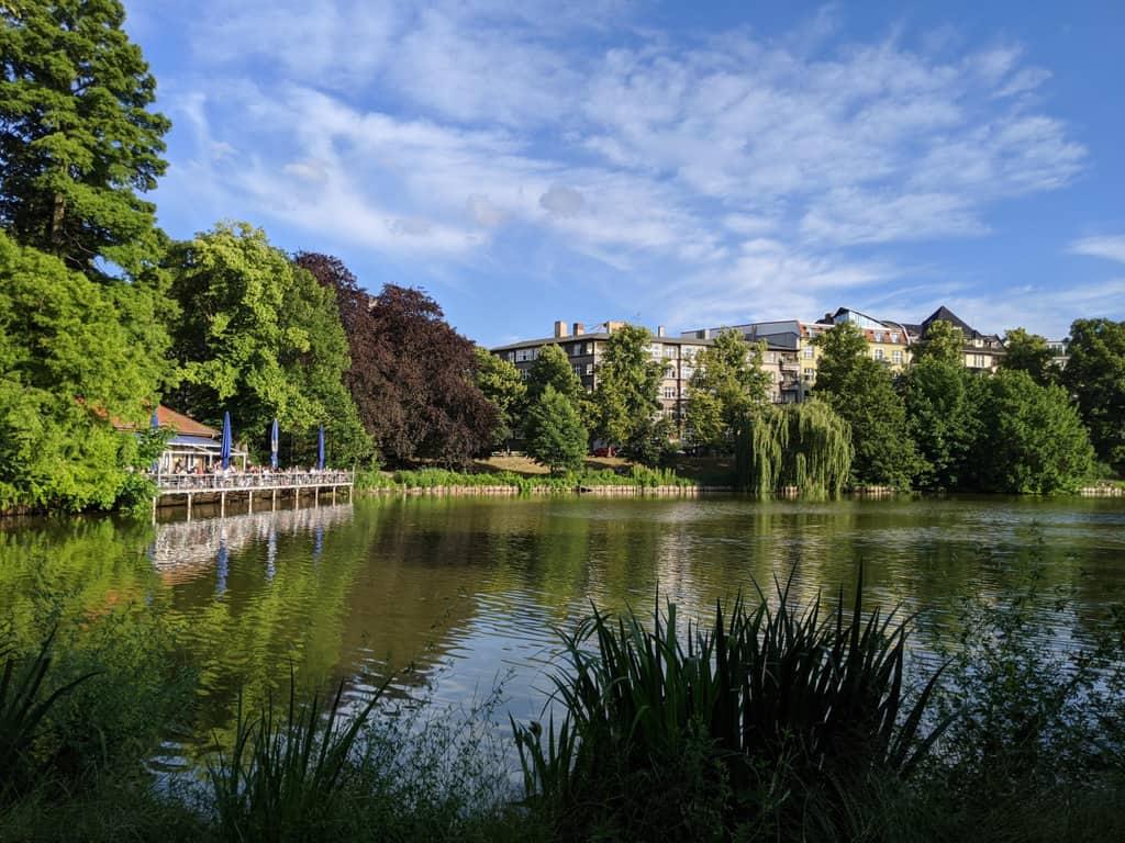 18 lagos en Berlín y Brandeburgo para bañarse 13