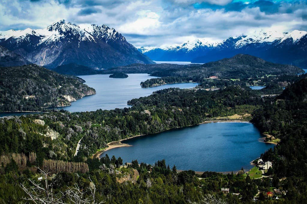 15 lagos de América del Sur más bonitos 2